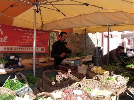 olivier-marché Paimpol- bio