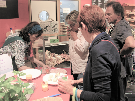 cours de cuisine bio en Bretagne