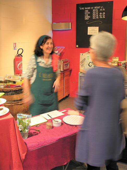 Cours de cuisine Bretagne