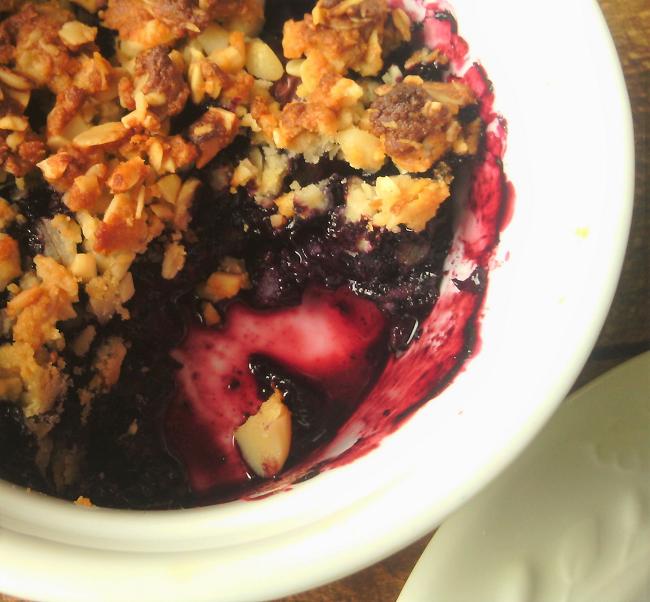 dessert aux fruits rouges - cours de cuisine bio