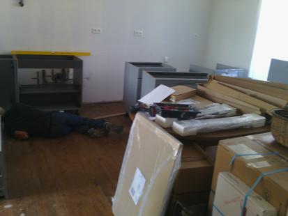montage cuisine-atelier