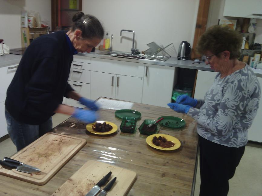 cours de cuisine biocoop Paimpol - Bio - Côtes d'Armor - Bretagne