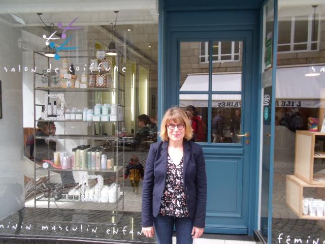 rencontre avec Catherine Roux - salon tête à tête - Paimpol - C Très Bio- Cours de cuisine santé - Côtes d'Armor-Bretagne- bord de mer