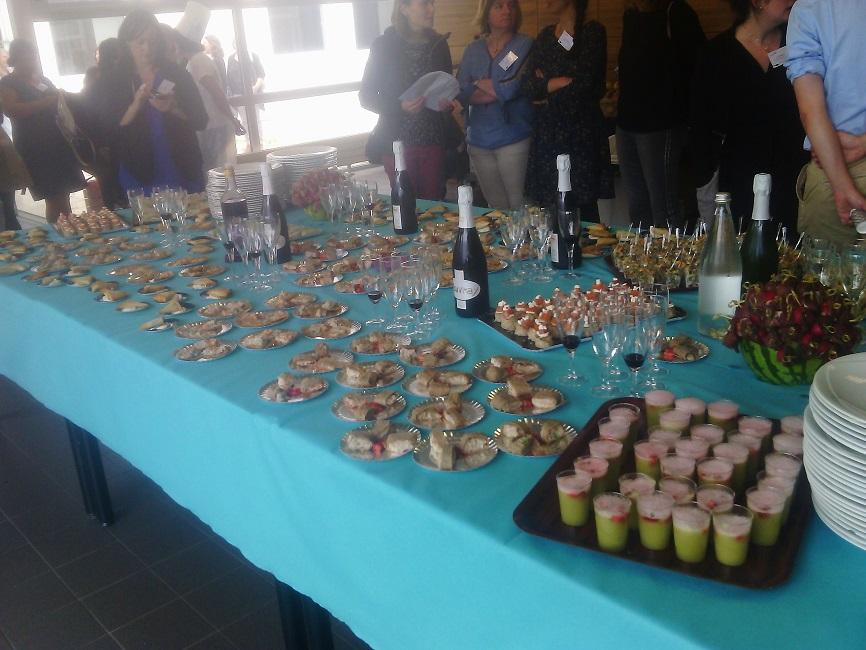 Team building - C Très Bio- Atelier et cours de cuisine - Paimpol - Côtes d'Armor-Bretagne- Bord de mer - buffet apéritif - Cité du goût et des saveurs