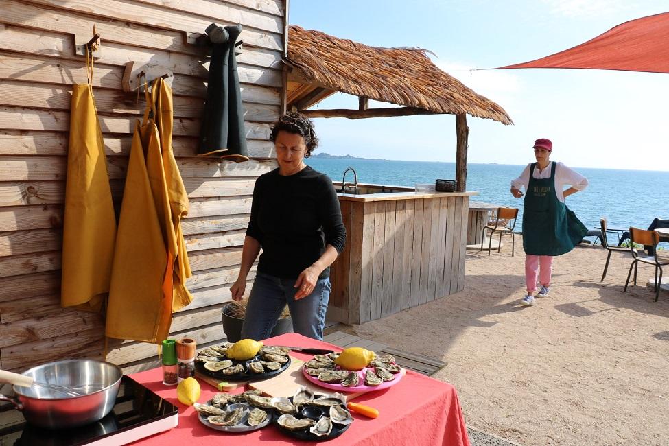 Recettes - C Très Bio- Atelier et cours de cuisine - Paimpol - Côtes d'Armor-Bretagne- Bord de mer - huîtres - bio- Arin