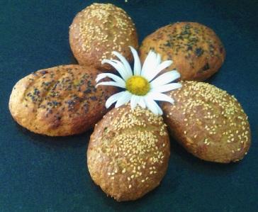 petit pain sans gluten