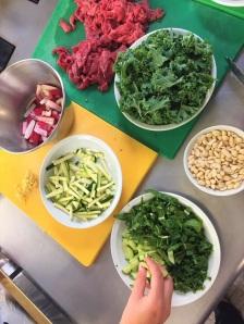 Diététique- cuisine santé - C Très Bio- Atelier et cours de cuisine - Paimpol - Côtes d'Armor-Bretagne- Bord de mer - buffet apéritif - Cité du goût et des saveurs