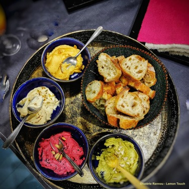traiteur - Paimpol - Bretagne - Côtes d'Armor - buffet cocktail - C Très Bio - vegetarien - vegan - amuses bouche - cuisine santé -