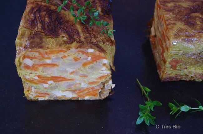 Recette-terrine chou farci express-Paimpol-Bretagne-Côtes d'Armor-Cours de cuisine-végétarien-flexitarien-Bio-C très bio-