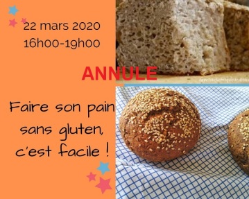 faire son pain gluten cest facile mars 2020
