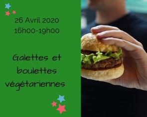 Galettes et boulettes-Cour de cuisine-flexitarien-C Très Bio-Paimpol-Côtes d'Armor-Bretagne-Bord de mer-végétarien