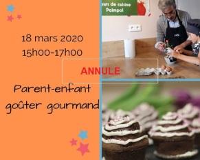 gouter gourmand mars 2020