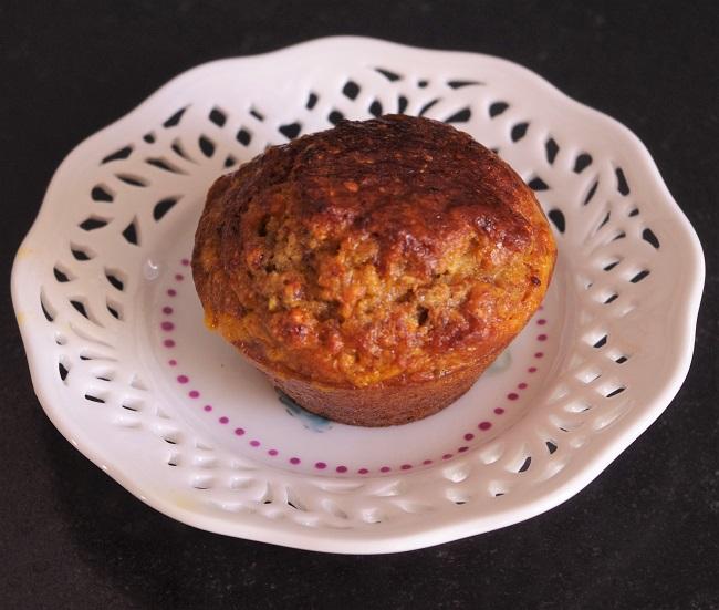 muffin - sans sucre - sans farine - Bretagne-Côtes d'Armor - Paimpol - Bio - vegan - végétarien - Bord de mer- boulangerie - pâtisserie - recette