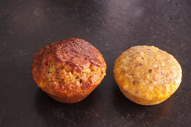 muffin four et vapeur
