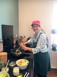 demarrage du wok