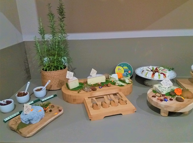 buffet fromage 10 personnes