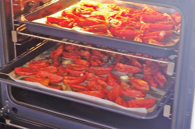 sauce tomate four