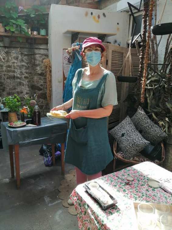 atelier cuisine aux fleurs