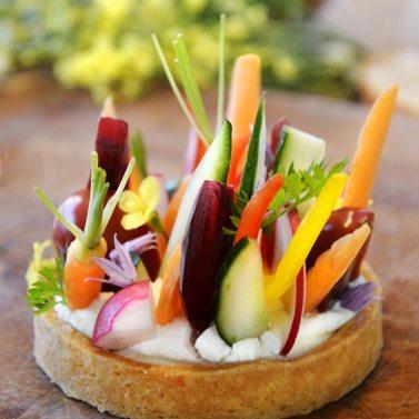 tartelette légumes