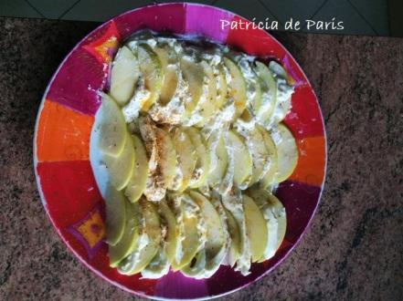 mozzarella - bio - entrée - cours de cuisine - recette - Bretagne - Côtes d'armor - Paimpol - Vegan -