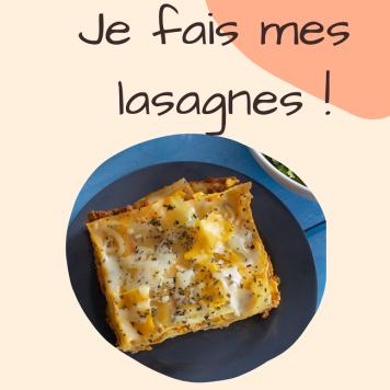 lasagnes enfants